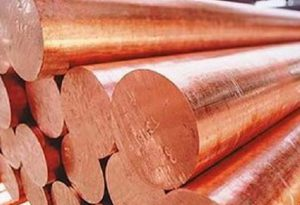 Copper Round Bars And Wires